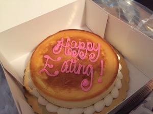 carlos cheesecake