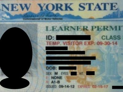 NY Learner Permit