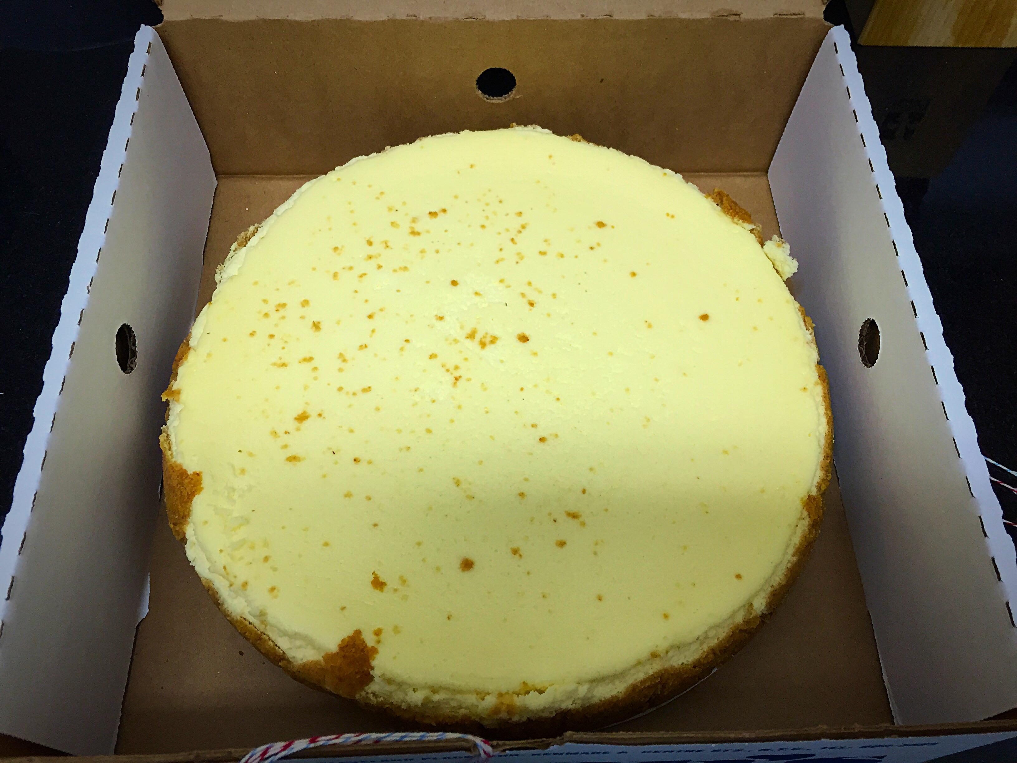 Eileen cheesecake 2