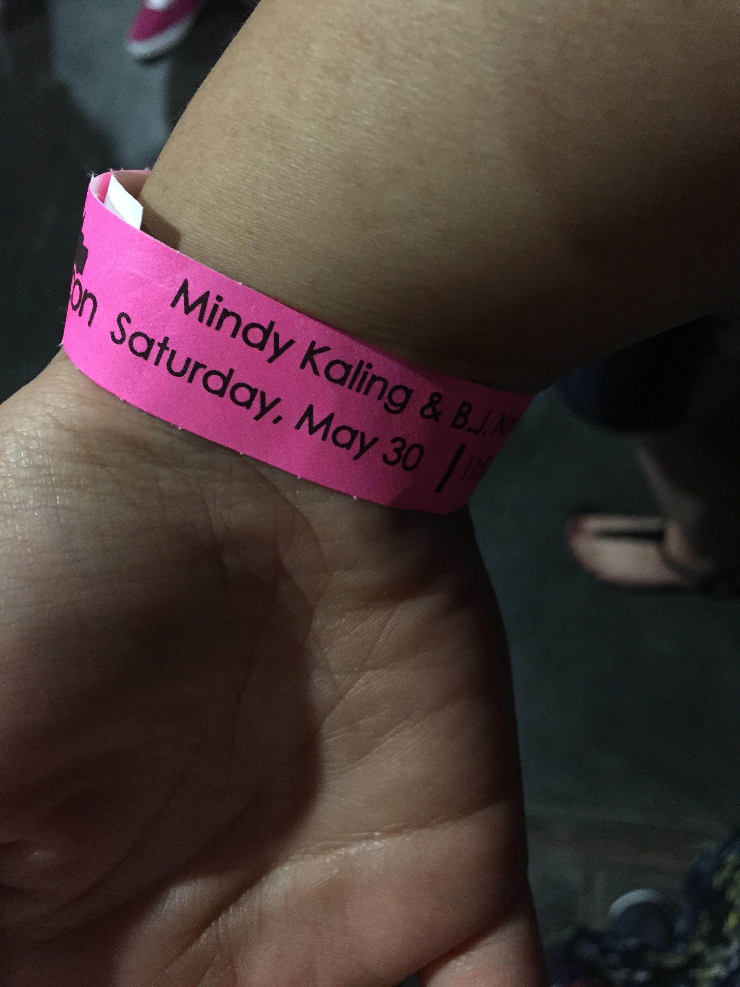 4 Mindy wristband