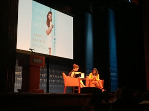 Mindy Kaling book tour 7