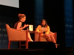 Mindy Kaling book tour 9