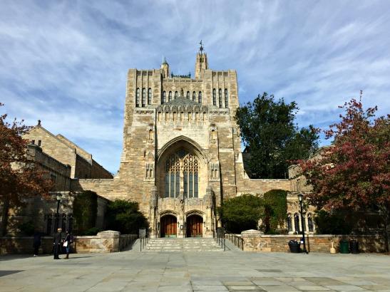 Yale tour 8