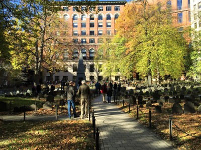 Granary Burying Ground 1