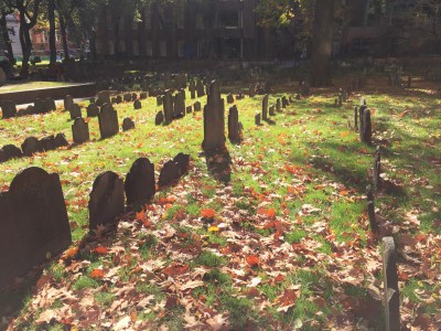 Granary Burying Ground 2
