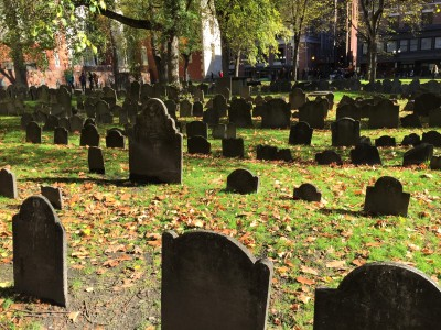Granary Burying Ground 4