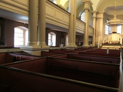 King Chapel 1