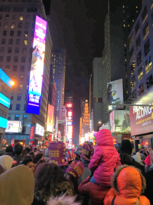 NYE 7th ave view