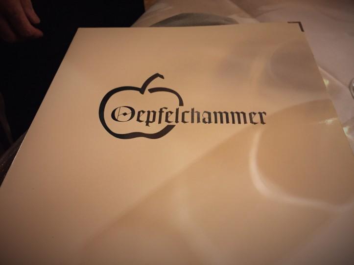 Apple chamber