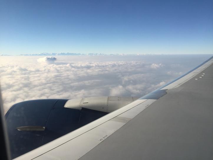 Flight to Zurich