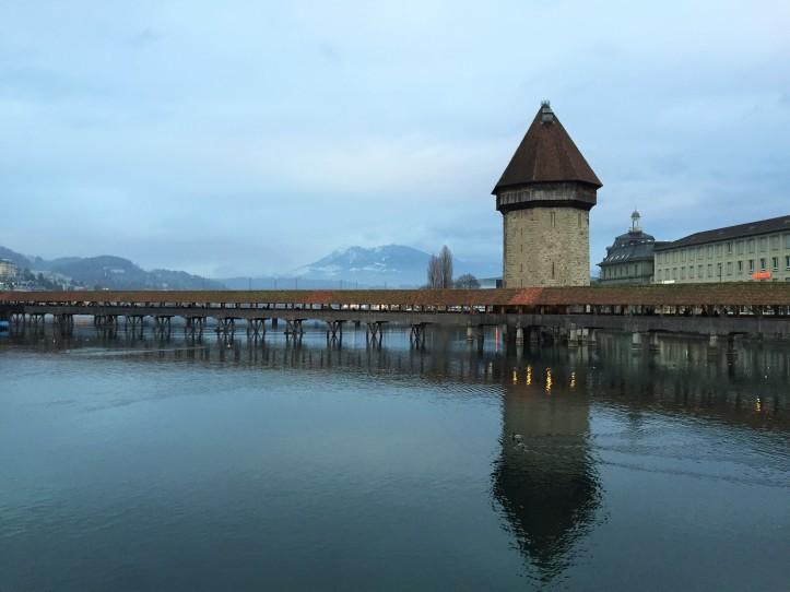 Lucerne bridge day 1 night 4