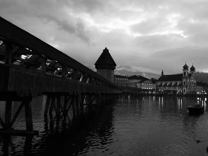 Lucerne bridge day 1 night 5