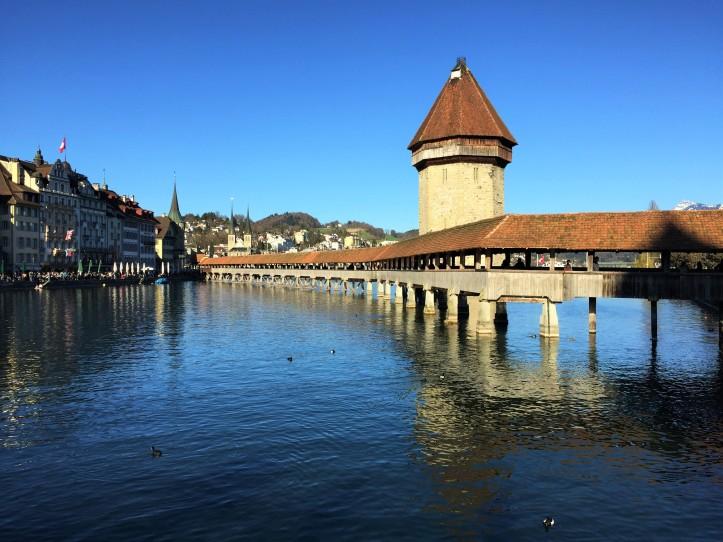 Lucerne bridge day 2