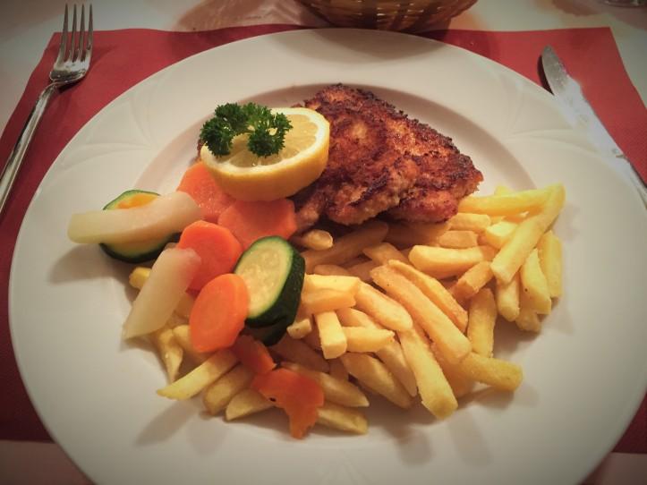 Lucerne dinner