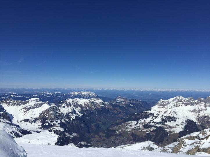 Mt Titlis view 1