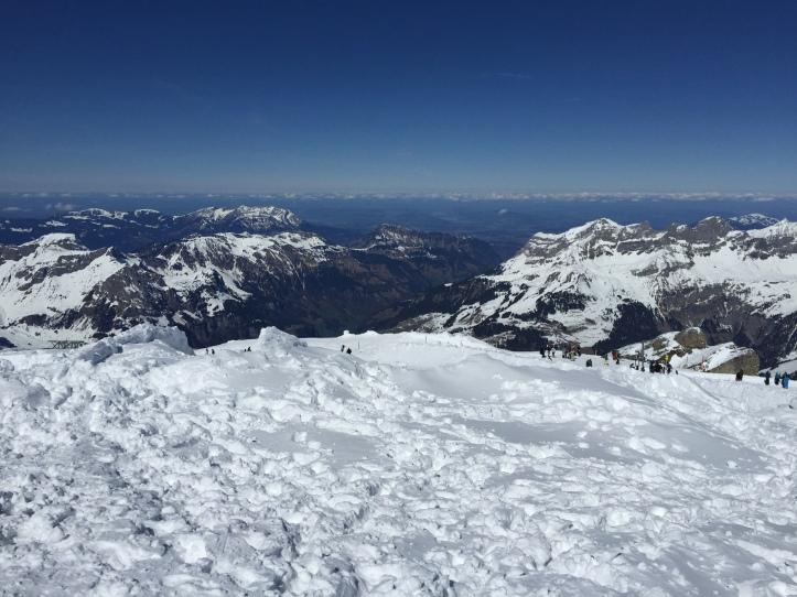 Mt Titlis view 2
