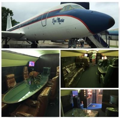 Elvis Tour - Plane