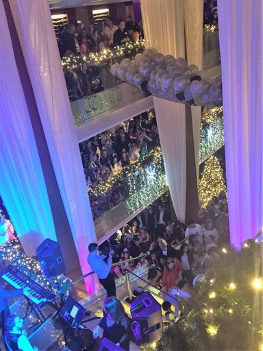 Celebrity Infinity NYE party_result