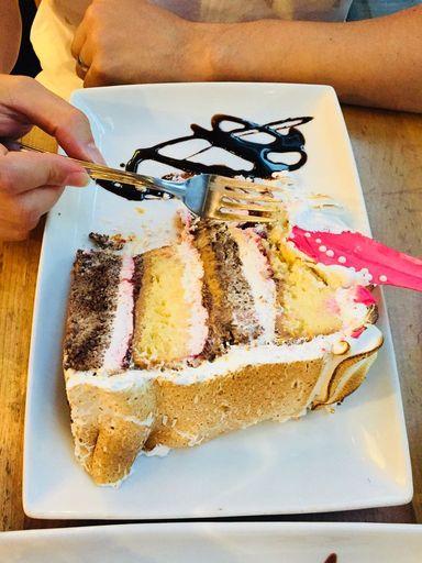 Cest Si Bon Chile LES TROIS LAIT cake