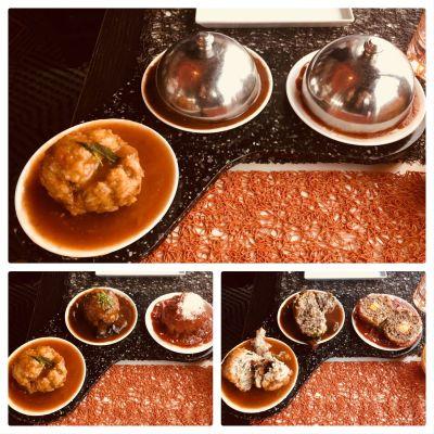 Qsine - meatballs_result